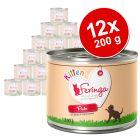 Pachet economic Feringa Menü Kitten 12 x 200 g