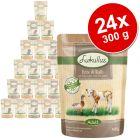 Pachet economic Lukullus Pliculețe Fără cereale 24 x 300 g