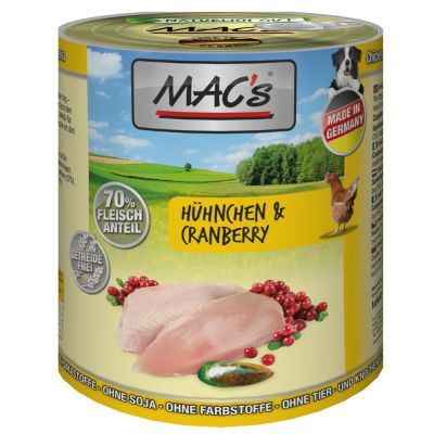 Pachet economic MAC's Adult 12 x 800 g