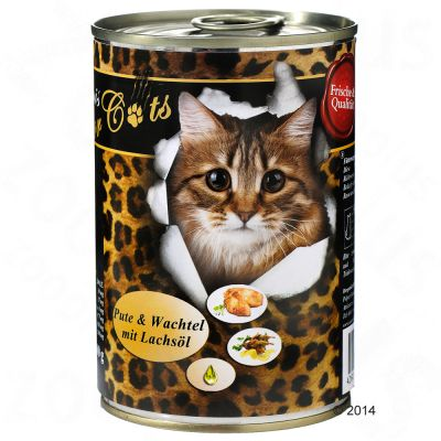 Pachet economic O´Canis for Cats 12 x 400 g