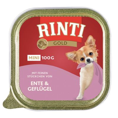 Pachet economic RINTI Gold Mini 24 x 100 g