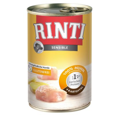 Pachet economic RINTI Sensible 24 x 400 g