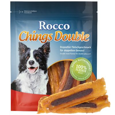 Pachet economic: Rocco Chings Double