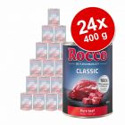 Pachet economic Rocco Classic 24 x 400 g