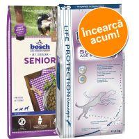 Pachet Economic: 2 x bosch Senior pungă mare în pachet mixt