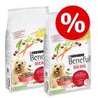 Pachet economic: 2 x 12 kg Beneful Hrană câini