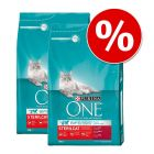 Pachet economic: 2 x 1,5 kg / 3 kg Purina ONE