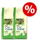 Pachet economic: 2 x 15 kg Purina Cat Chow