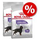 Pachet economic: 2  x saci mari Royal Canin CARE Nutrition Hrană uscată