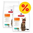 Pack ahorro Hill's Science Plan Feline pienso para gatos