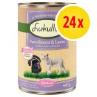 Pack ahorro Lukullus Junior 24 x 400 g