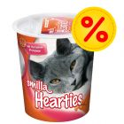 Pack ahorro: Smilla Hearties  3 x 125 g