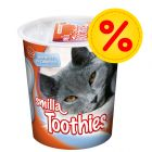 Pack ahorro: Smilla Toothies 3 x 125 g