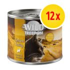 Pack ahorro Wild Freedom Adult 12 x 200 g