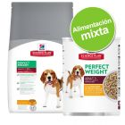 Pack alimentación mixta: pienso 7,5 a 12 kg + 6 x 363/370 g Hill's Science Plan Canine