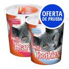 Pack de prueba: Smilla Hearties y Toothies 2 x 125 g