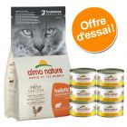Pack gourmand Almo Nature