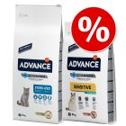Pack misto: Advance Sterilized ração para gatos