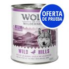 Pack mixto de prueba Wolf of Wilderness