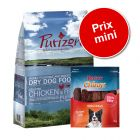 Pack Puppy: Purizon Puppy 1 kg + friandises Rocco Chings 120 g