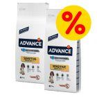 Pack ahorro: Advance para perros 2 x 7,5 a 15 kg