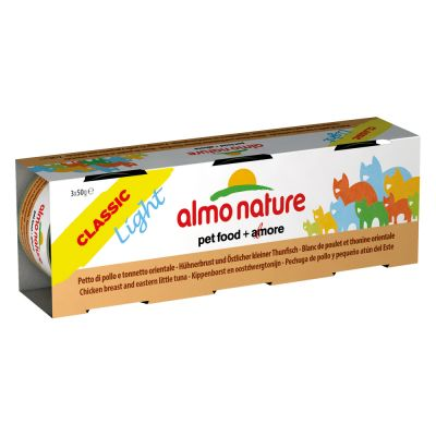Pack ahorro Almo Nature Classic Light 24 x 50 g