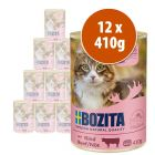 Pack Ahorro: Bozita comida húmeda 12 x 410 g