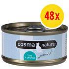 Pack Ahorro: Cosma Nature 48 x 70 g