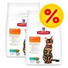 Pack ahorro Hill's Science Plan Feline pienso para gatos