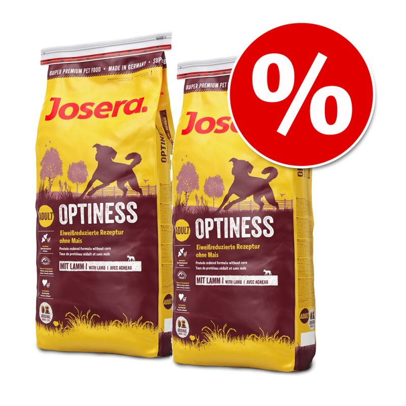 Pack Ahorro: Josera  2 x 15 kg