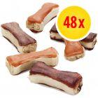 Pack ahorro mixto: Lukullus huesos rellenos 48 x 5 cm
