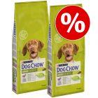 Pack ahorro: Purina Dog Chow 2 x 14 kg