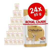 Pack Ahorro: Royal Canin Breed en sobres 24 x 85 /140 g