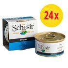 Pack ahorro: Schesir en gelatina 24 x 85 g