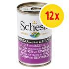 Pack Ahorro: Schesir 12 x 140 g