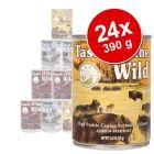 Pack Ahorro: Taste of the Wild 24 x 390 g