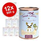 Pack Ahorro: Terra Canis cachorros 12 x 800 g