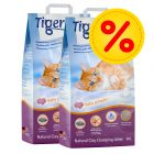 Pack ahorro: Tigerino Nuggies 2 x 14 l