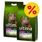 Pack ahorro: Ultima pienso para gatos de 1,5 a 10 kg
