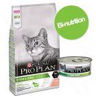 Pack bi-nutrition : PURINA PRO PLAN 10 kg de croquettes + 24 boîtes de 85 g