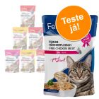 Pack de experimentação misto: Feline Porta 21 saquetas 6 x 100 g