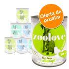 Pack de prueba: comida húmeda zoolove para perros