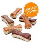 Pack de prueba mixto: Lukullus huesos para perros pequeños