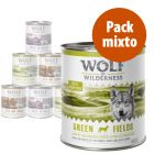 Pack de prueba Wolf of Wilderness 300 g/ 400 g / 800 g