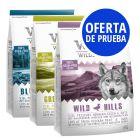 Pack de prueba: Wolf of Wilderness pienso para perros