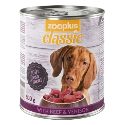 Pack económico: zooplus Classic 24 x 800 g