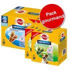Pack gourmand Pedigree : 56 Dentastix Daily Oral Care + 56 Dentastix Daily Fresh à prix avantageux !