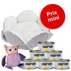 Pack Kitten : Cosma Nature pour chaton avec panier et jouet