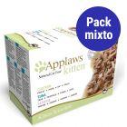 Pack mixto Applaws Kitten latas 6 x 70 g
