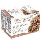 Pack mixto Applaws Senior latas en gelatina 6 x 70 g